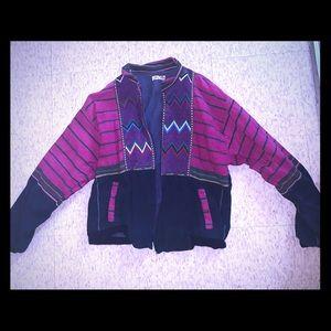 Guatemalteco handmade sweater